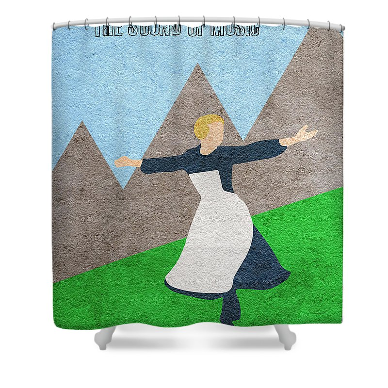 The Sound Of Music Shower Curtains | Fine Art America