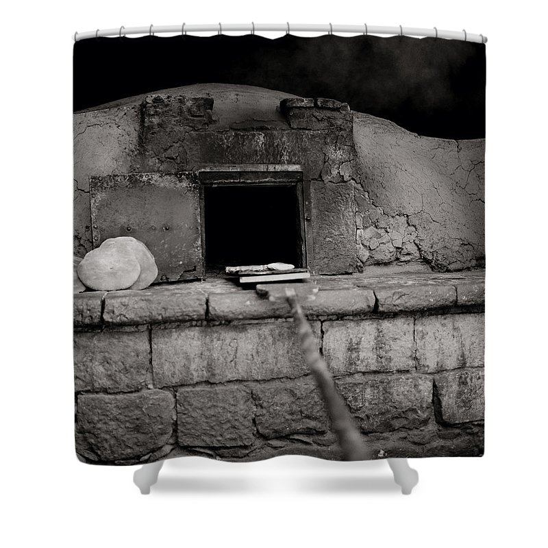 Peru Shower Curtain featuring the photograph Traditional Pisac by Shaun Higson