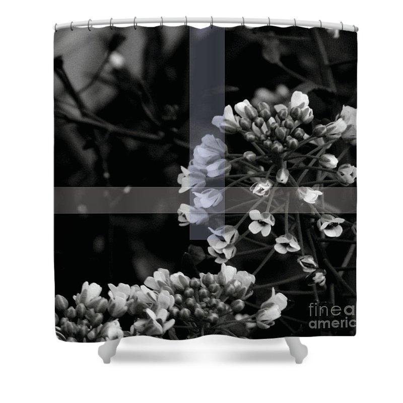 Jamie Lynn Gabrich Shower Curtain featuring the photograph Unity by Jamie Lynn