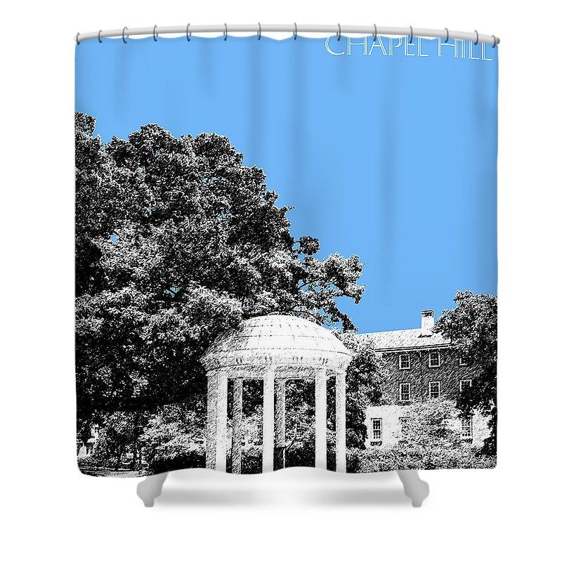 Unc Chapel Hill Shower Curtains