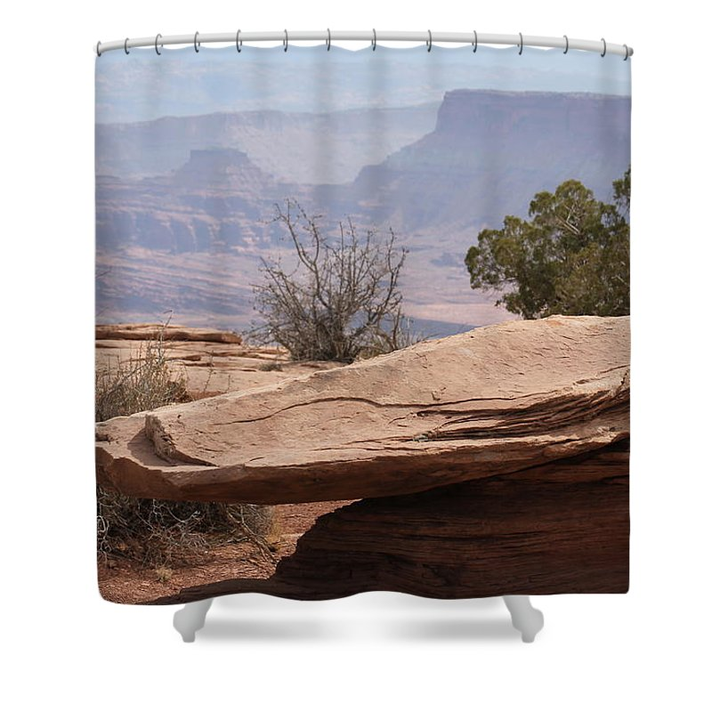 Utah Shower Curtain featuring the photograph Utah Landscape # 6 by G Berry