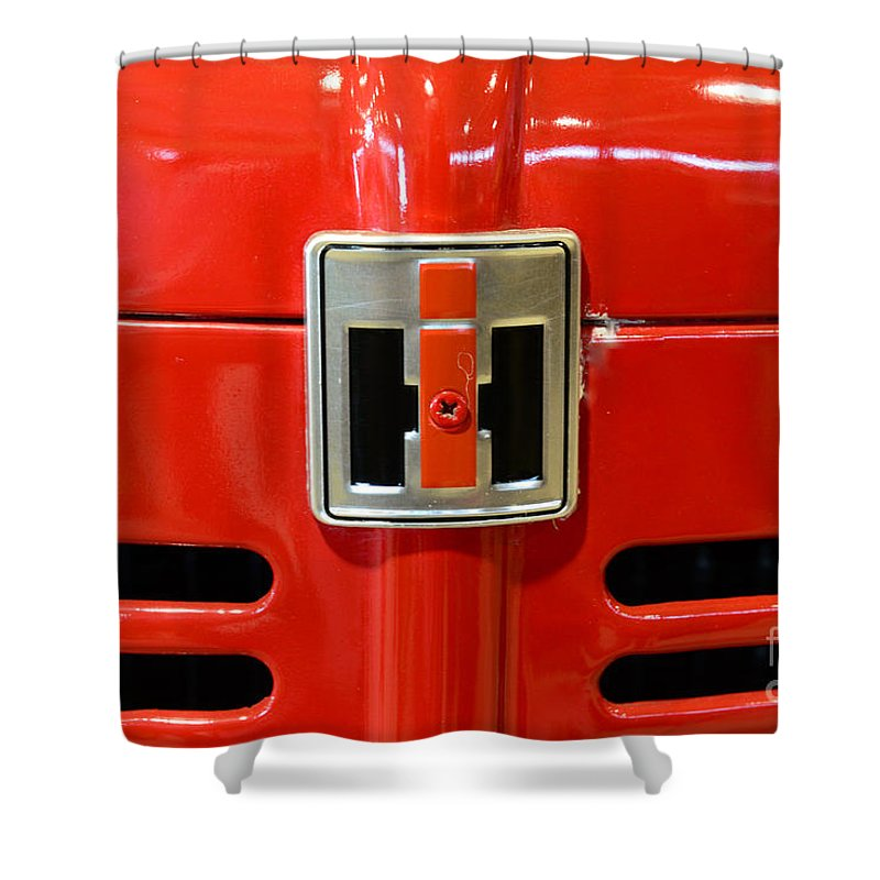 Tractor Pull Shower Curtains