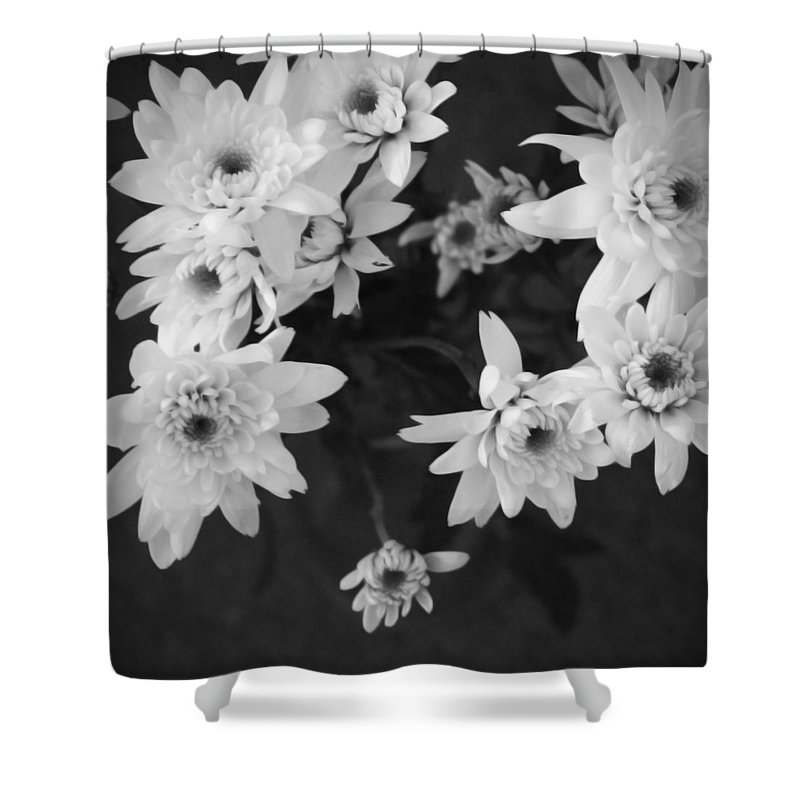 Wedding Bouquet Shower Curtains