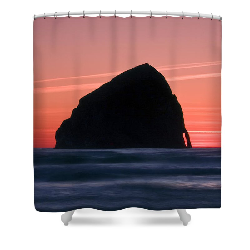 Wild Color Shower Curtain featuring the photograph Wild Color by Wes and Dotty Weber