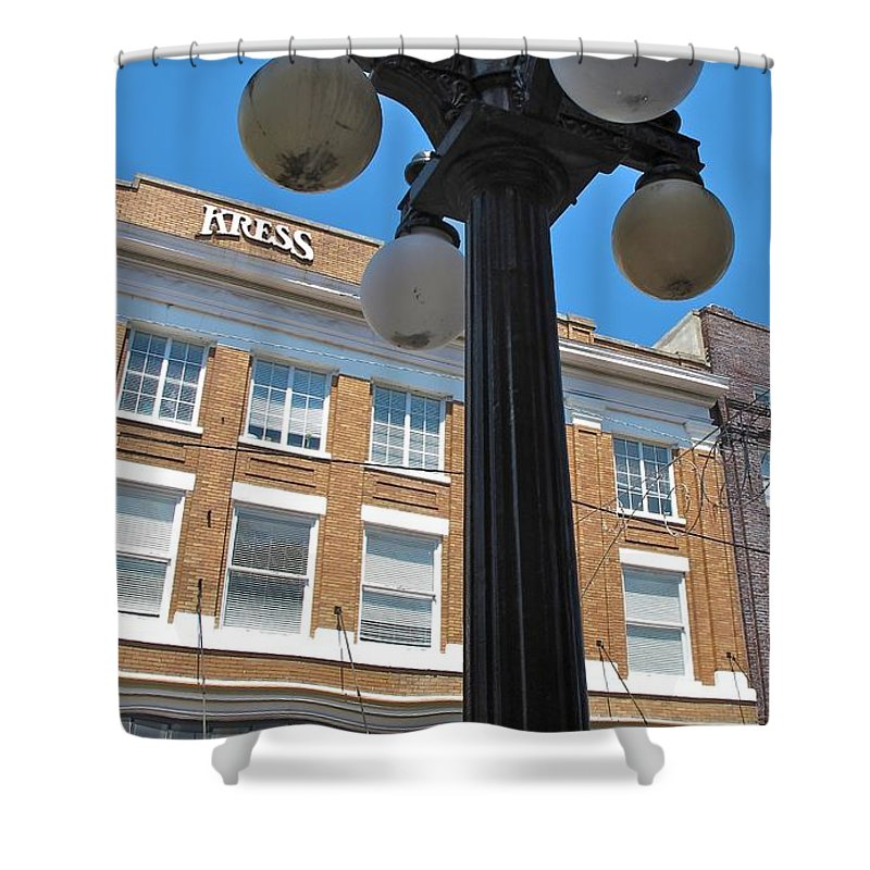 Ybor City Shower Curtain featuring the photograph Ybor City 2010 5 by David Beebe