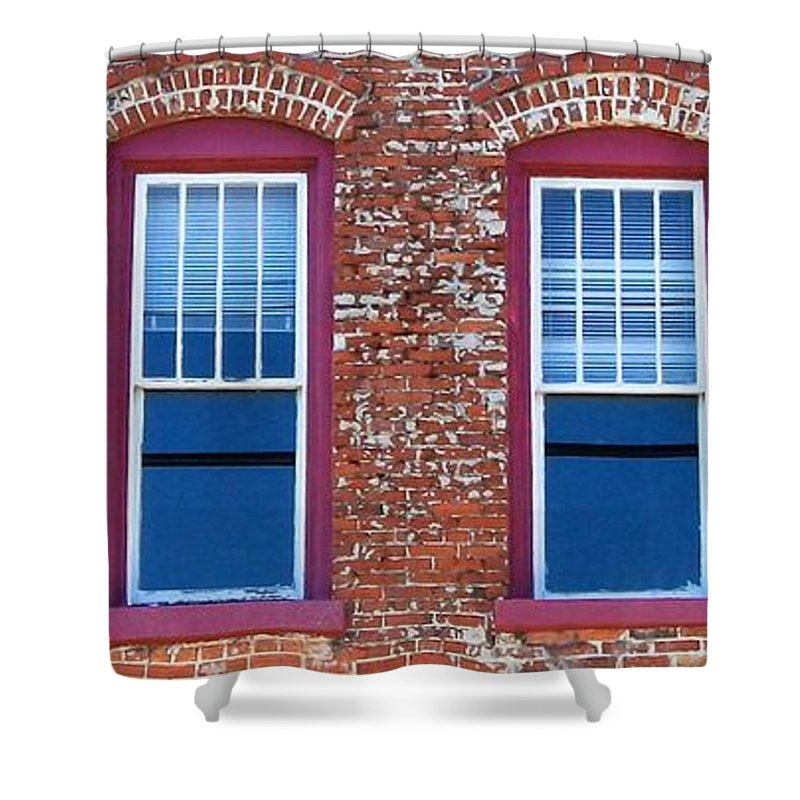 Ybor City Shower Curtain featuring the photograph Ybor City 2013 8 by David Beebe