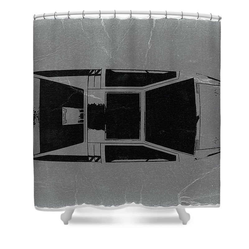 1972 Photographs Shower Curtains