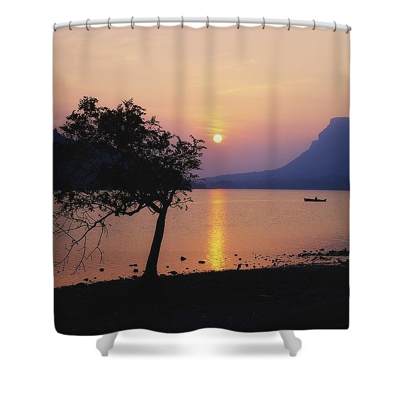 Beauty In Nature Shower Curtain featuring the photograph Lough Gill, Co Sligo, Ireland Irish by The Irish Image Collection