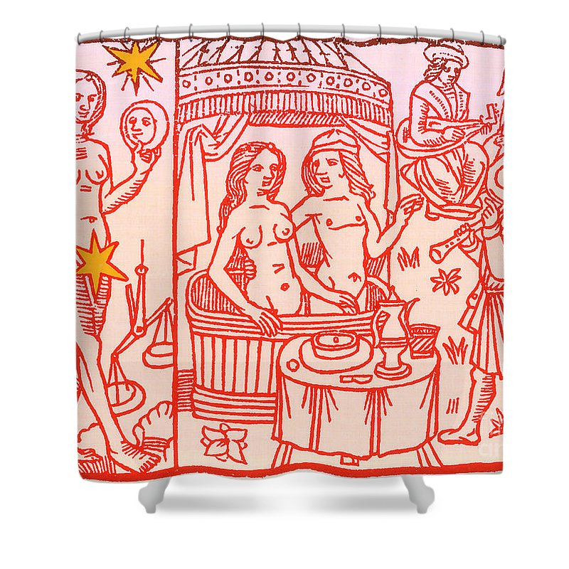 Venus, Roman Goddess Of Love Shower Curtain for Sale by Science Source