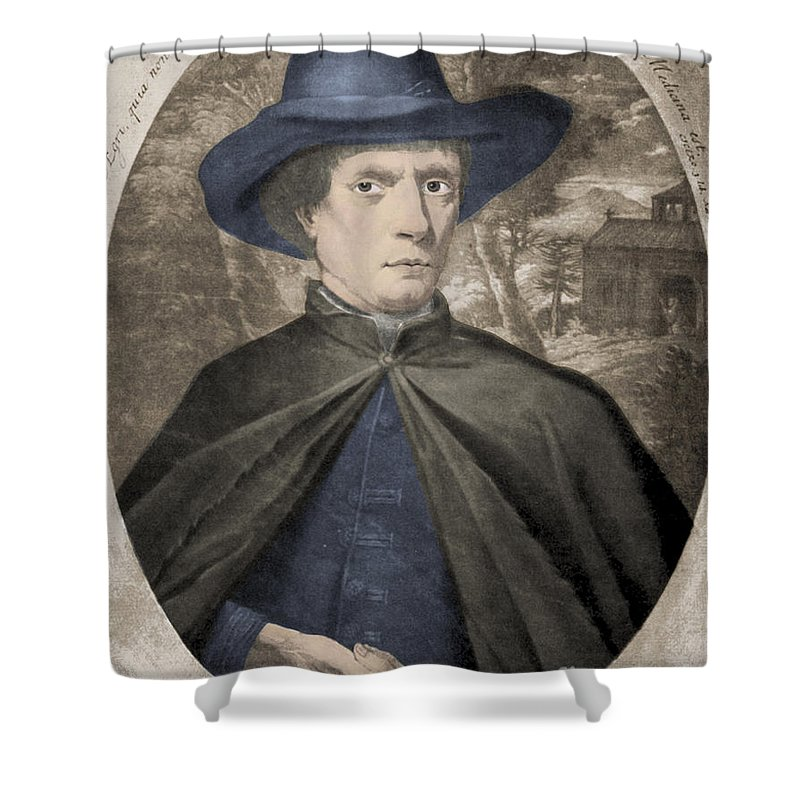 Science Shower Curtain featuring the photograph Fr�re Jacques Beaulieu, French by Science Source