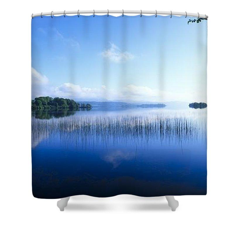 Co Sligo Shower Curtain Featuring The Photograph Lough Gill Ireland Irish By