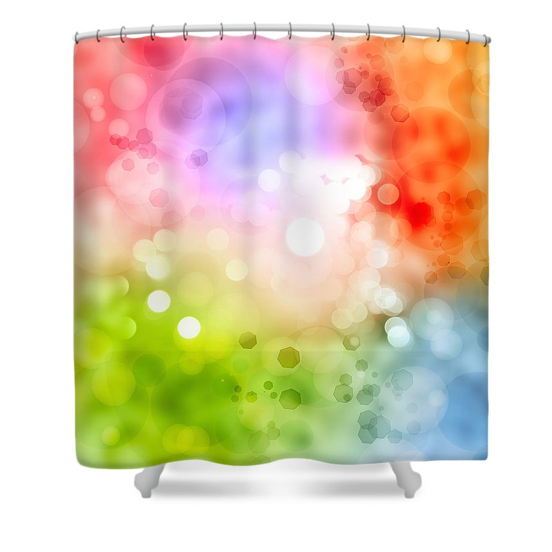 Futuristic Shower Curtains