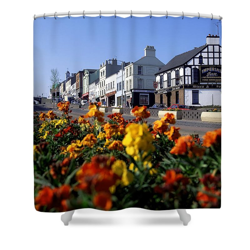 Architecture Shower Curtain featuring the photograph Banbridge, Co. Down, Ireland by The Irish Image Collection