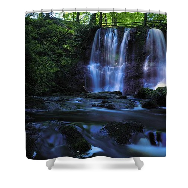 Bridge Shower Curtain featuring the photograph Drink, Guinness by The Irish Image Collection