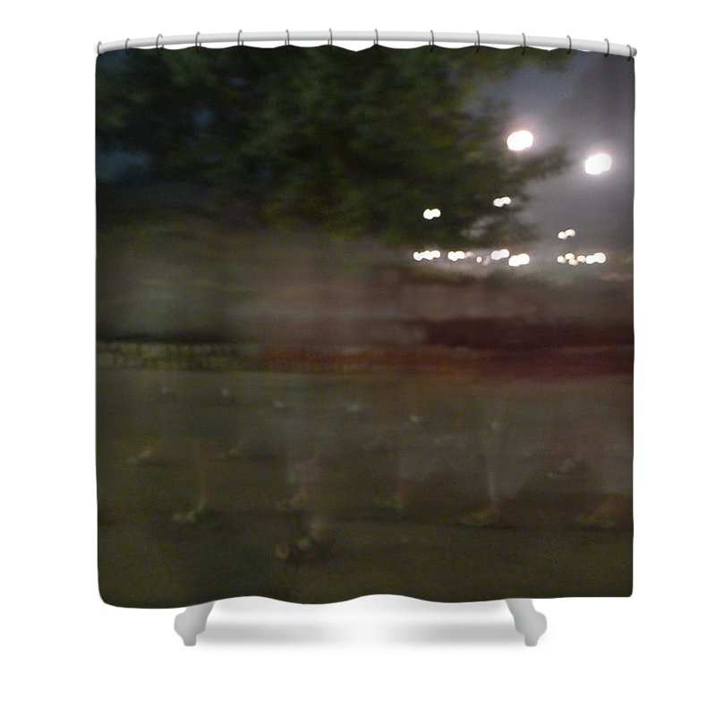 Feet Shower Curtain featuring the photograph Feet by Richard Reeve