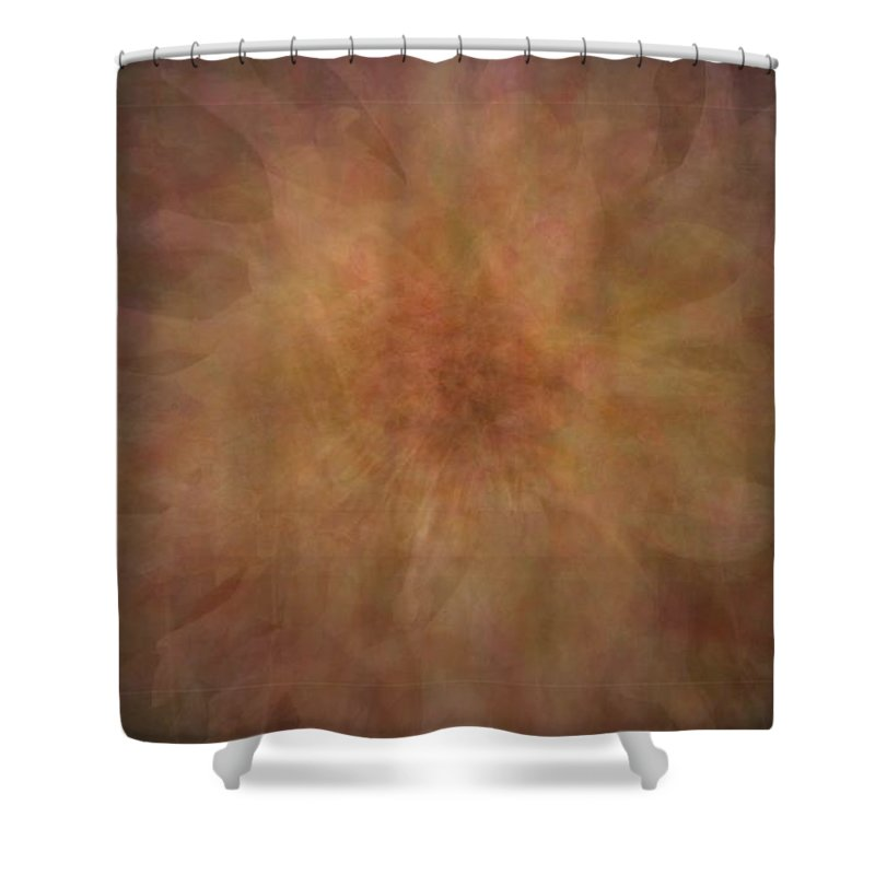 Dahlia Shower Curtain featuring the photograph Floral Collage by Jeanette C Landstrom