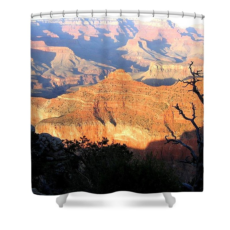Grand Canyon Shower Curtain featuring the photograph Grand Canyon 62 by Will Borden