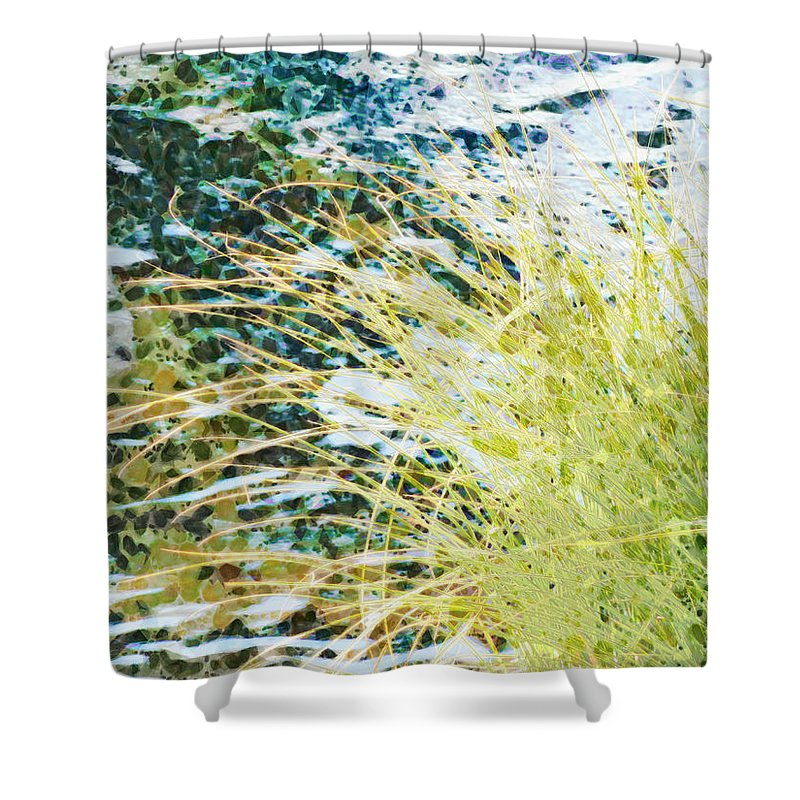 Low Blood Sugar Shower Curtain featuring the photograph Hypoglycaemic by Steve Taylor