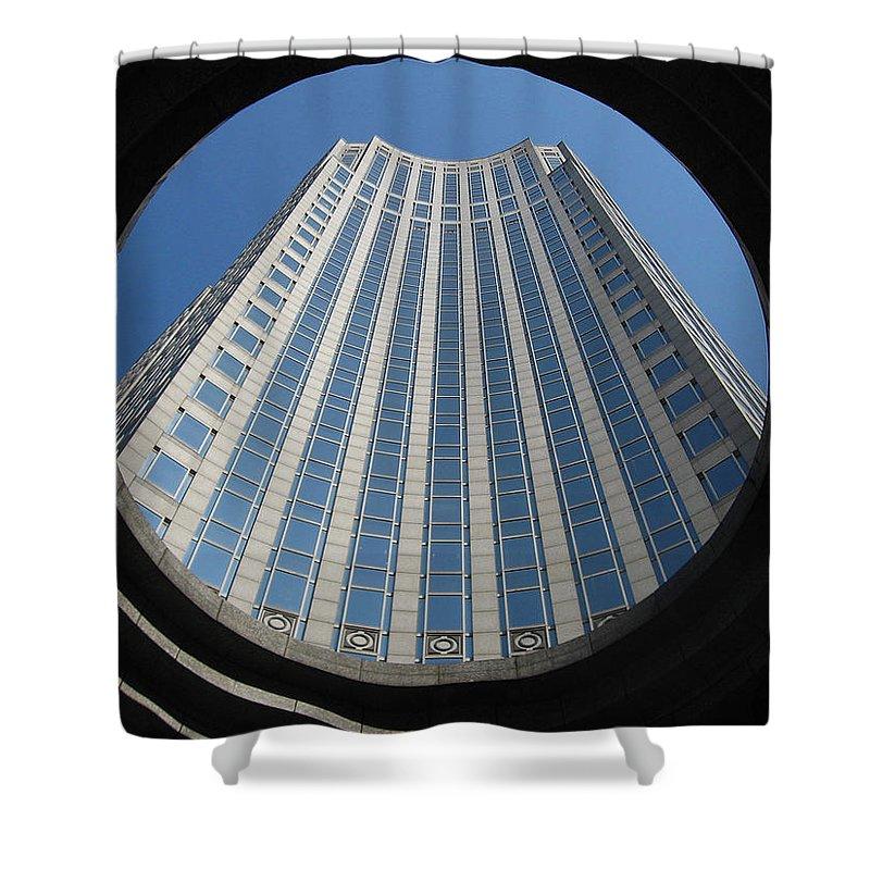 Building Shower Curtain featuring the photograph Lexington Av. With E57th Street by RicardMN Photography