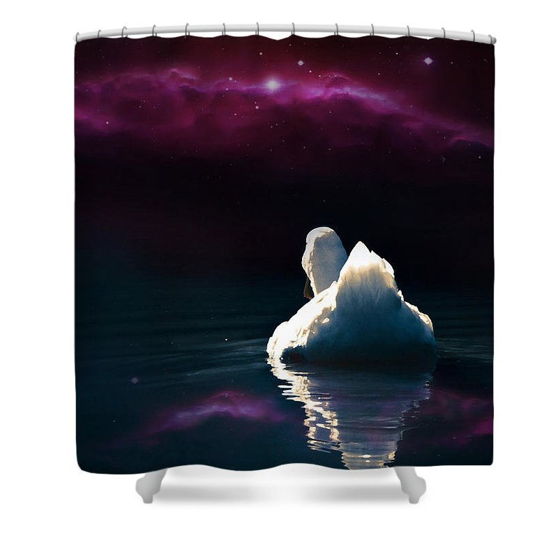 Dream Shower Curtain featuring the photograph Sail Away by Jessica Brawley