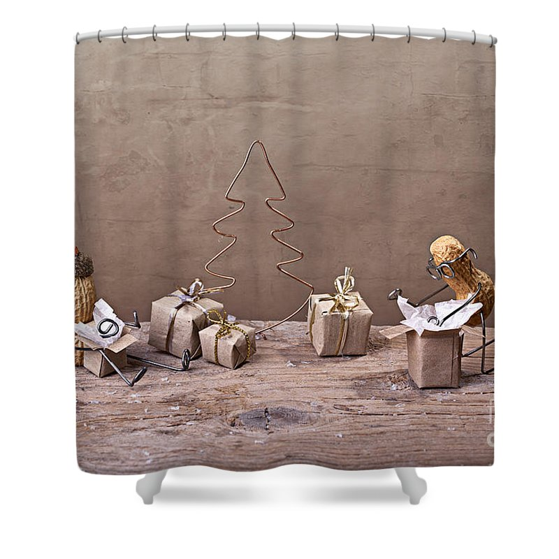 Gift Shower Curtains