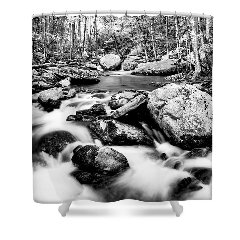Beautiful Shower Curtain featuring the photograph Soothing by Darren Fisher