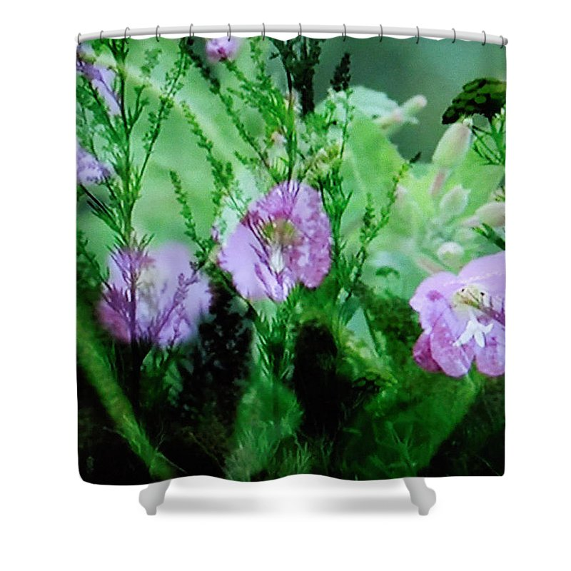Colette Shower Curtain featuring the photograph Summer In The Air by Colette V Hera Guggenheim