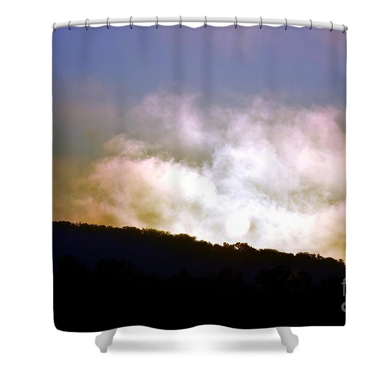 Lord Shower Curtain featuring the photograph The Lord Of Hosts by Maria Urso