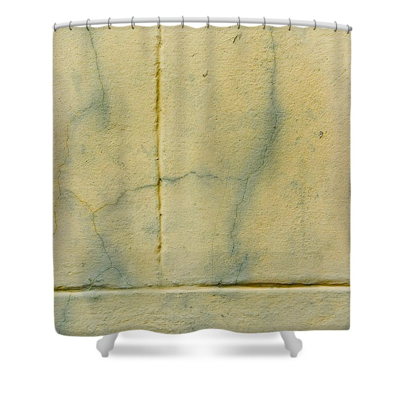 Wall Shower Curtain featuring the photograph Wallspace by Grant Groberg