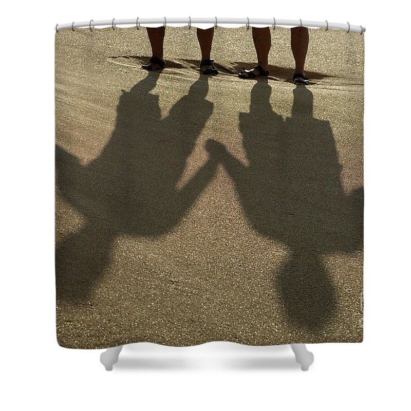 Winter Shower Curtain featuring the photograph Winter In Hawaii 9 by Bob Christopher
