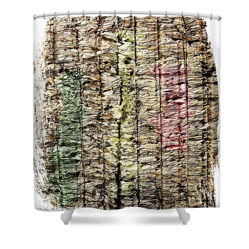 Recyclable Materials Shower Curtains
