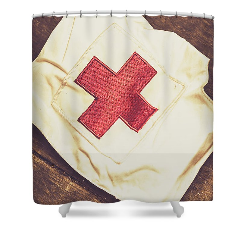 Hospital Shower Curtains