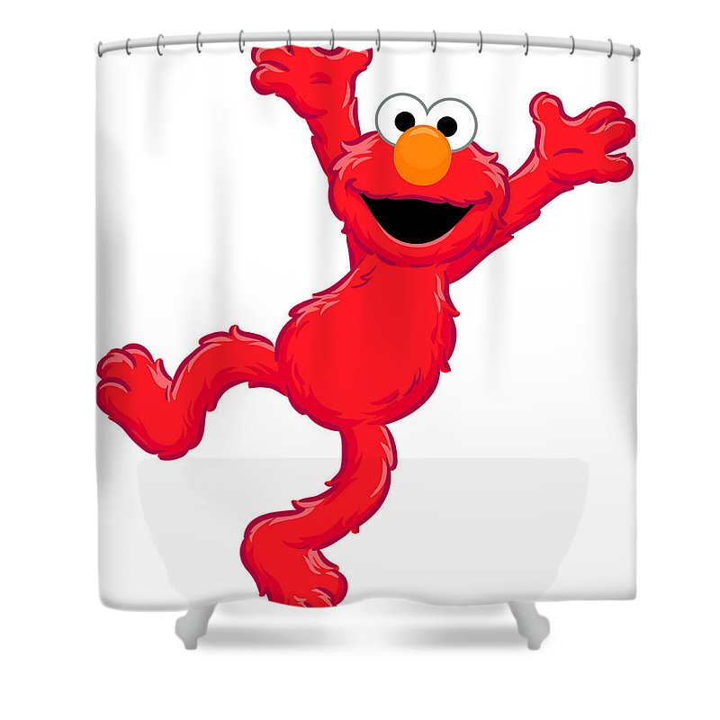 Elmo Shower Curtain
