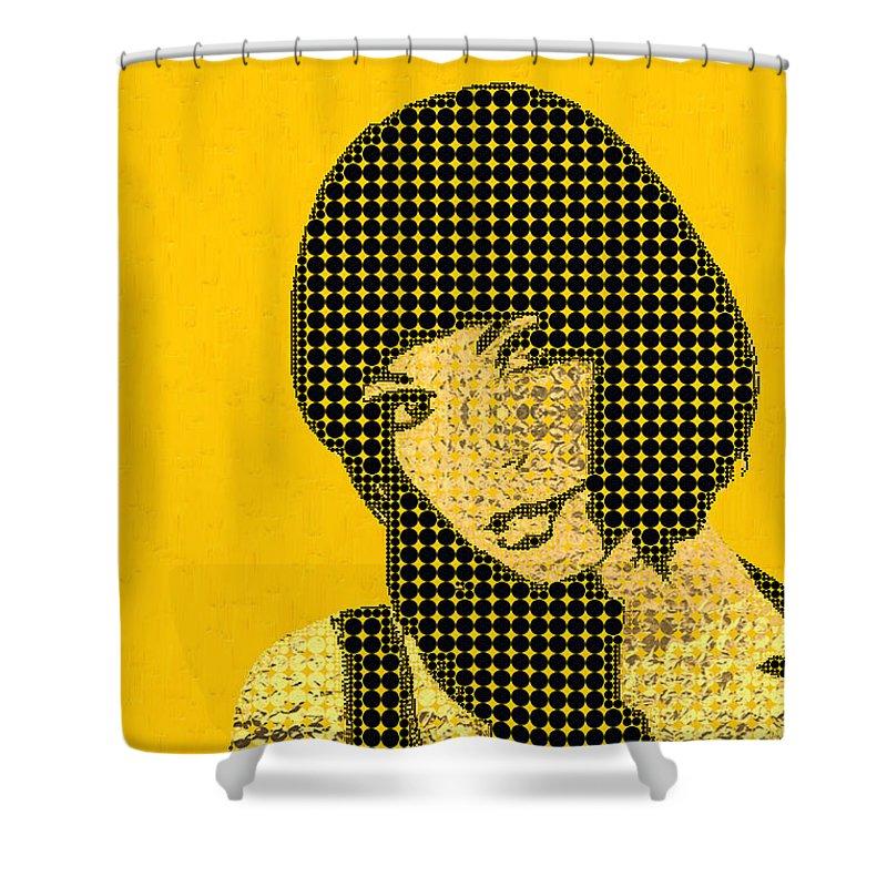 Pop Art Shower Curtains