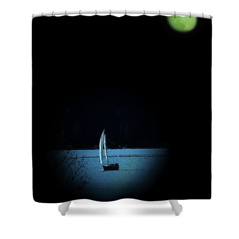 Midnite Shower Curtains