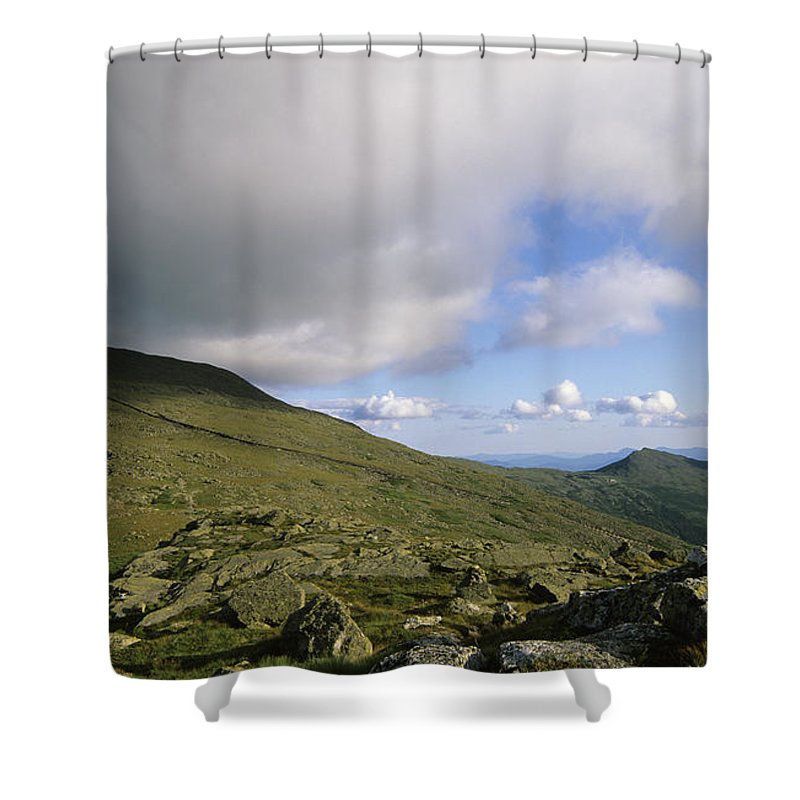 Mount Washington Shower Curtain featuring the photograph Mount Washington New Hampshire Usa by Erin Paul Donovan
