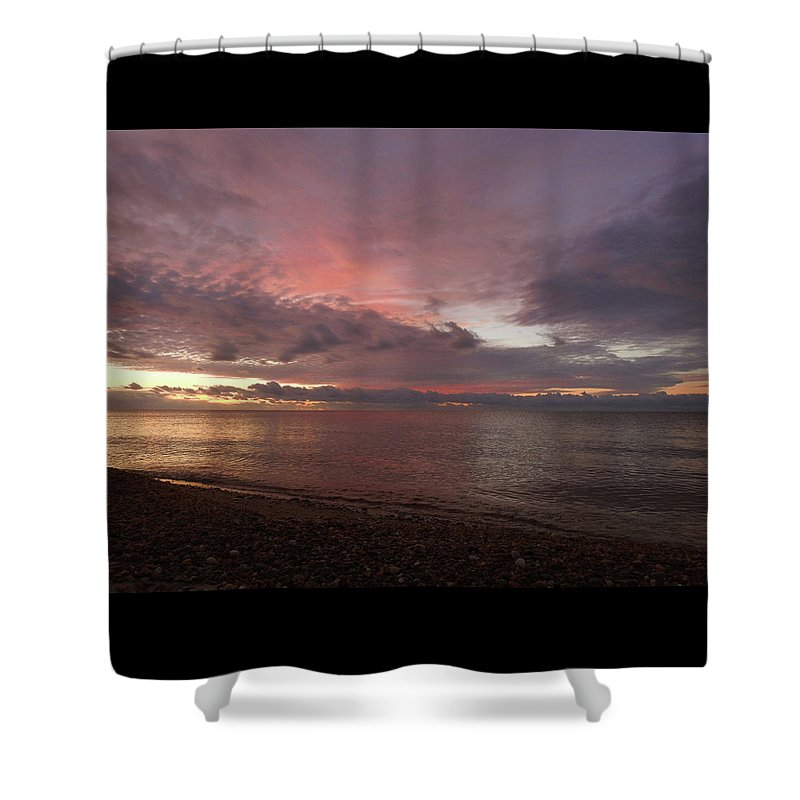 Don't Drop The Crystal Ball Shower Curtain featuring the photograph 10-27-16--1856 Don't Drop The Crystal Ball by Vicki Hall