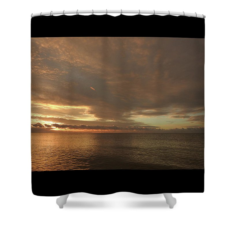 Don't Drop The Crystal Ball Shower Curtain featuring the photograph 10-27-16--1947 Don't Drop The Crystal Ball by Vicki Hall