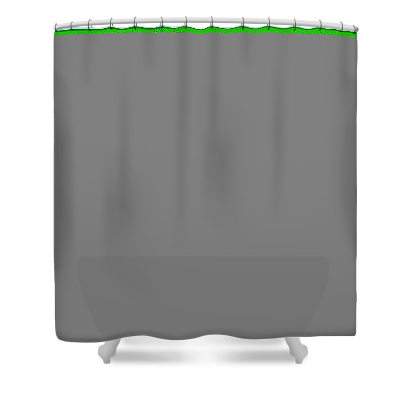 Stairway To Heaven Shower Curtain featuring the photograph Stairway To Heaven 5 by Les Cunliffe