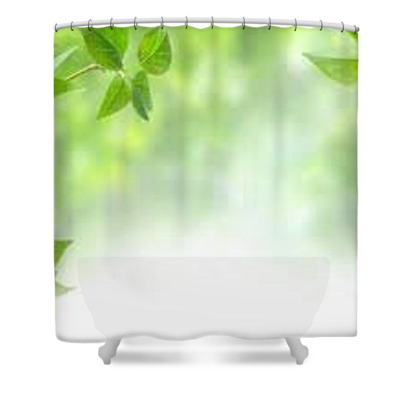Nutrashift Llc Shower Curtain featuring the photograph Nutrashift Llc by Nutrashift LLC