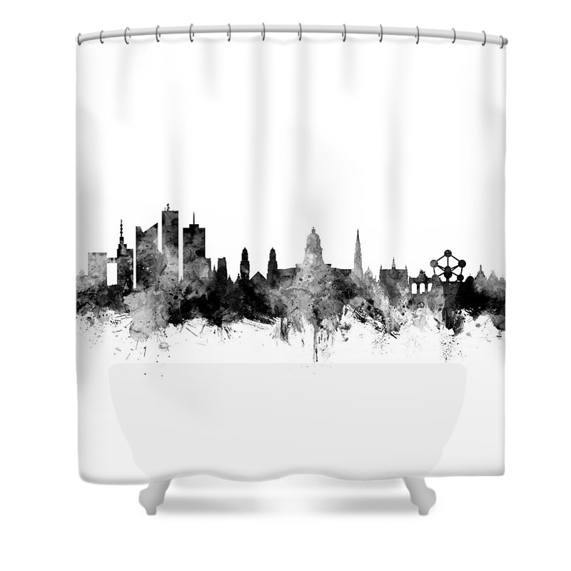 Brussels Shower Curtains