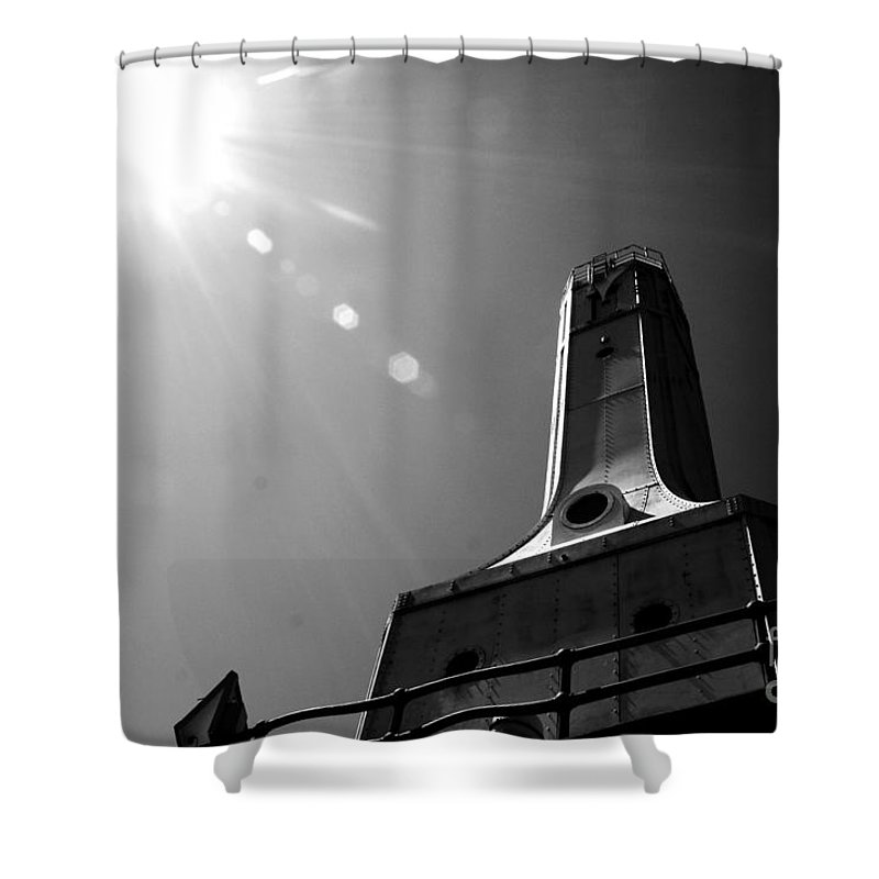 Port Washington Shower Curtain featuring the photograph Hope by Jamie Lynn