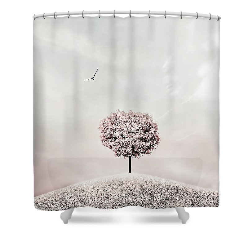 Photodream Shower Curtain featuring the photograph Still by Jacky Gerritsen