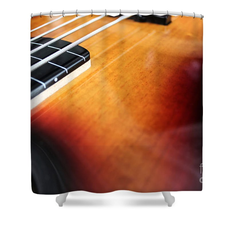 Still Life Shower Curtain featuring the photograph Sunburst by Todd Blanchard
