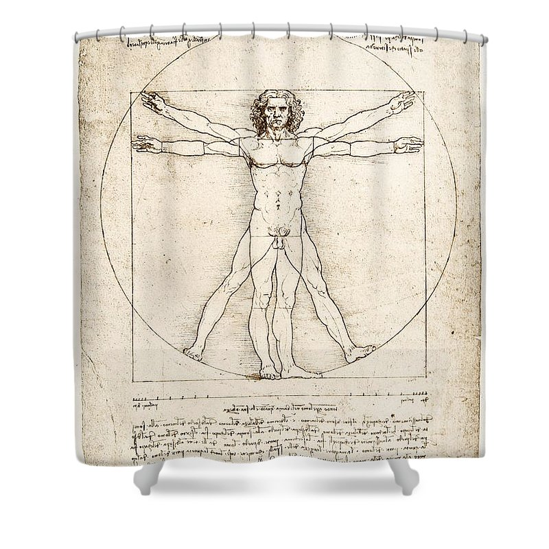 Architectural Drawing Human Figure architectural drawing shower curtains | fine art america