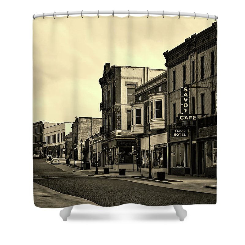Americana Shower Curtain For Sale By Mountain Dreams