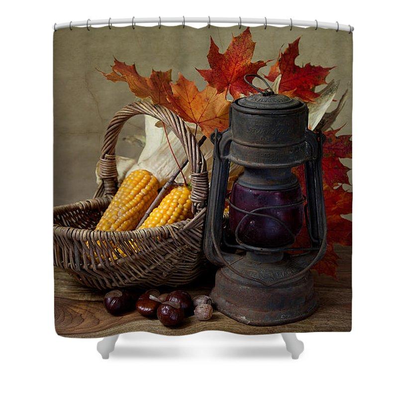 Corn Shower Curtains