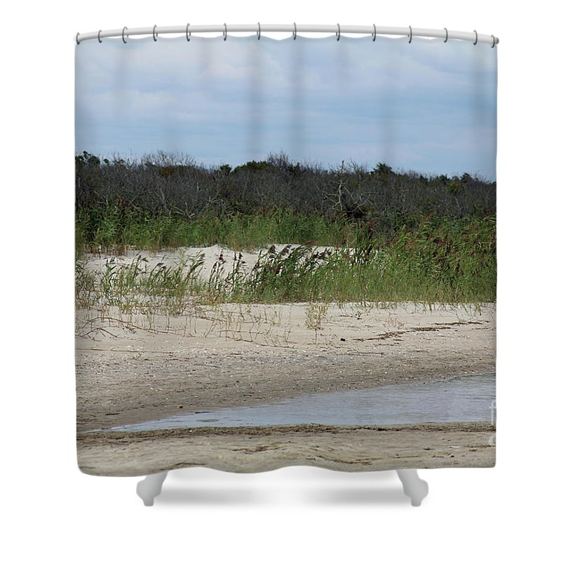 Sky Shower Curtain featuring the photograph Moment In Time by Kristen Pagliaro