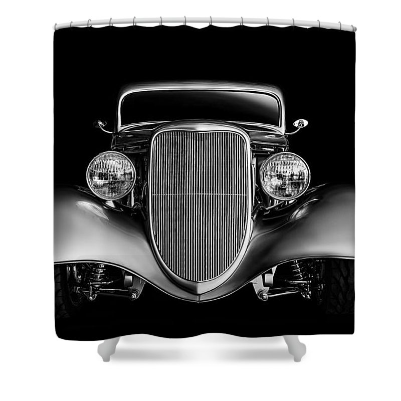 33 Ford Hotrod Shower Curtain for Sale by Douglas Pittman