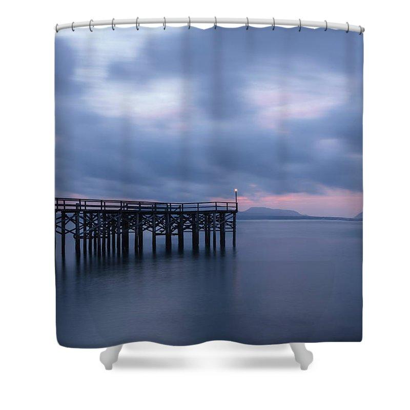 Ketapang Beach Shower Curtain featuring the photograph Ketapang - Java by Joana Kruse